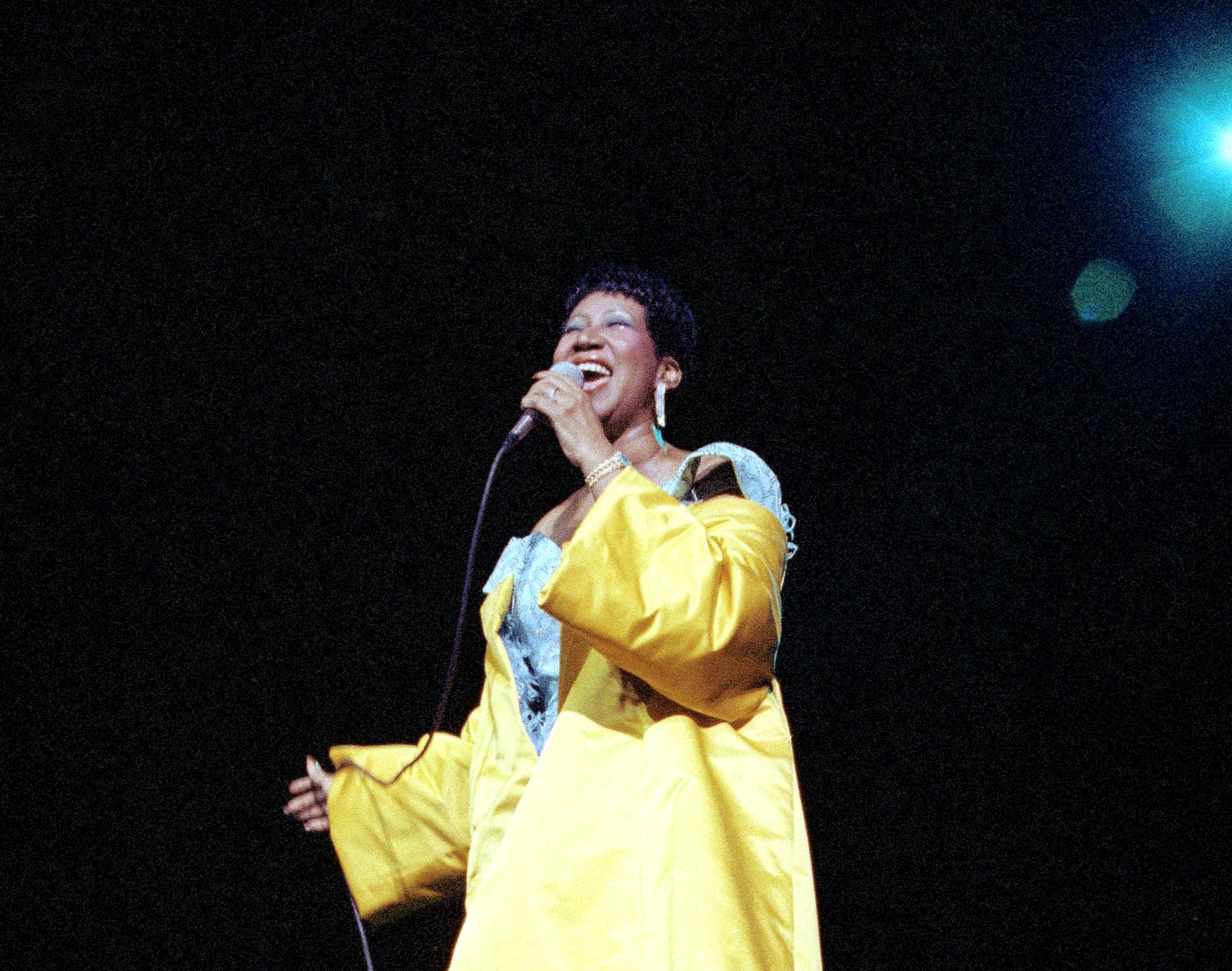 How Aretha Franklin found her voice