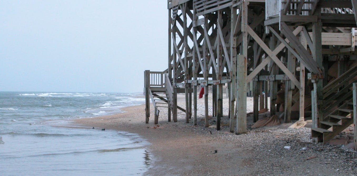 Far-sighted adaptation to rising seas is blocked by just fixing eroded beaches