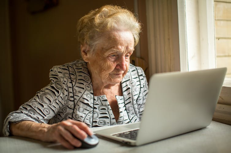 small, social programs can help get seniors online
