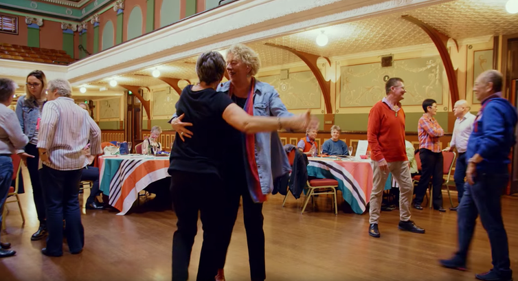 The Coming Back Out Ball is a film that honours queer elders, but avoids rocking the boat