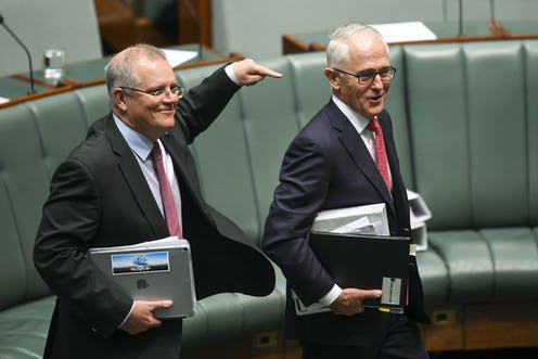 Malcolm Turnbull struggling to shore up his border