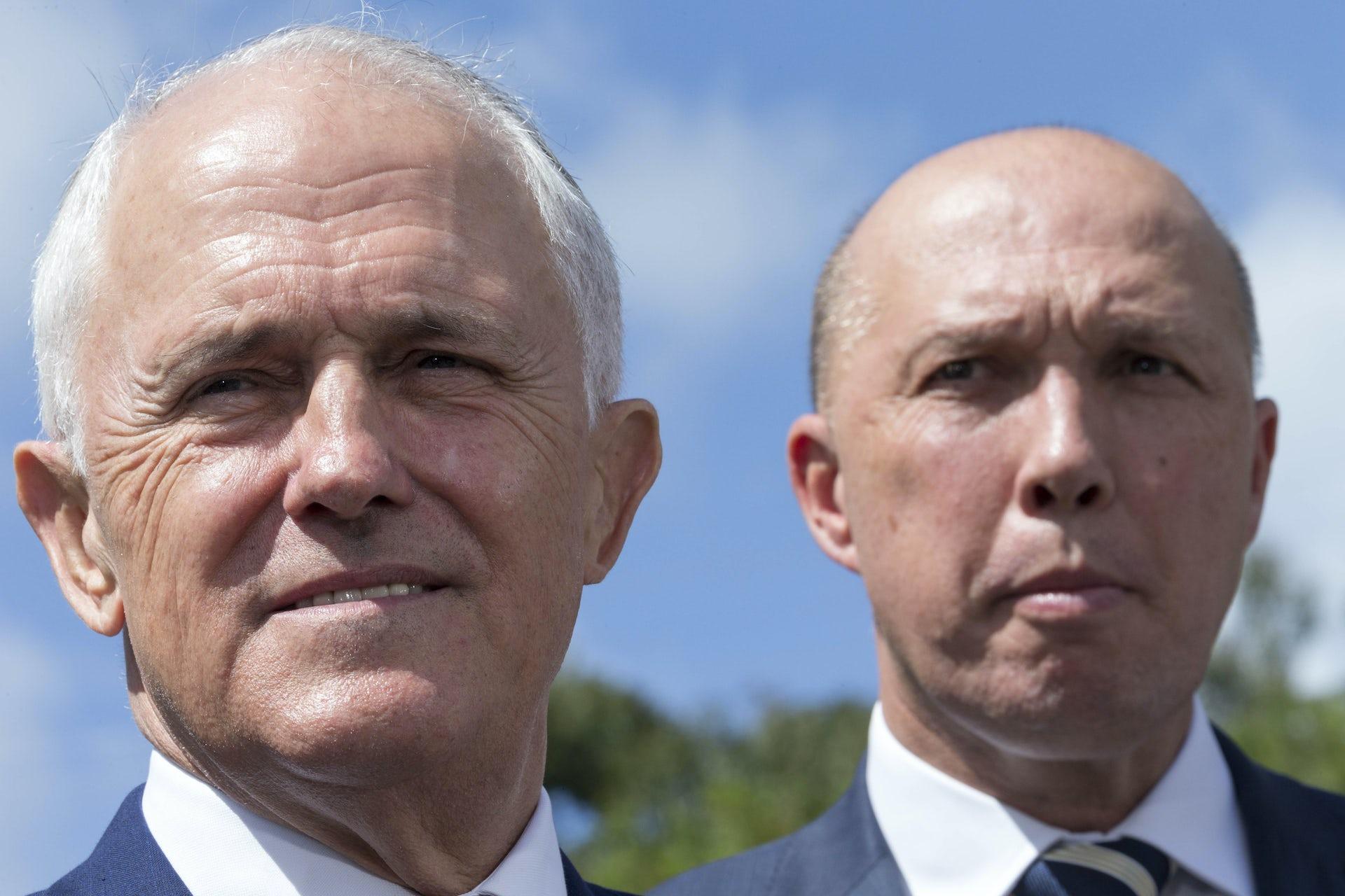 Dutton v Turnbull is the latest manifestation of the splintering of the centre-right in Australian politics