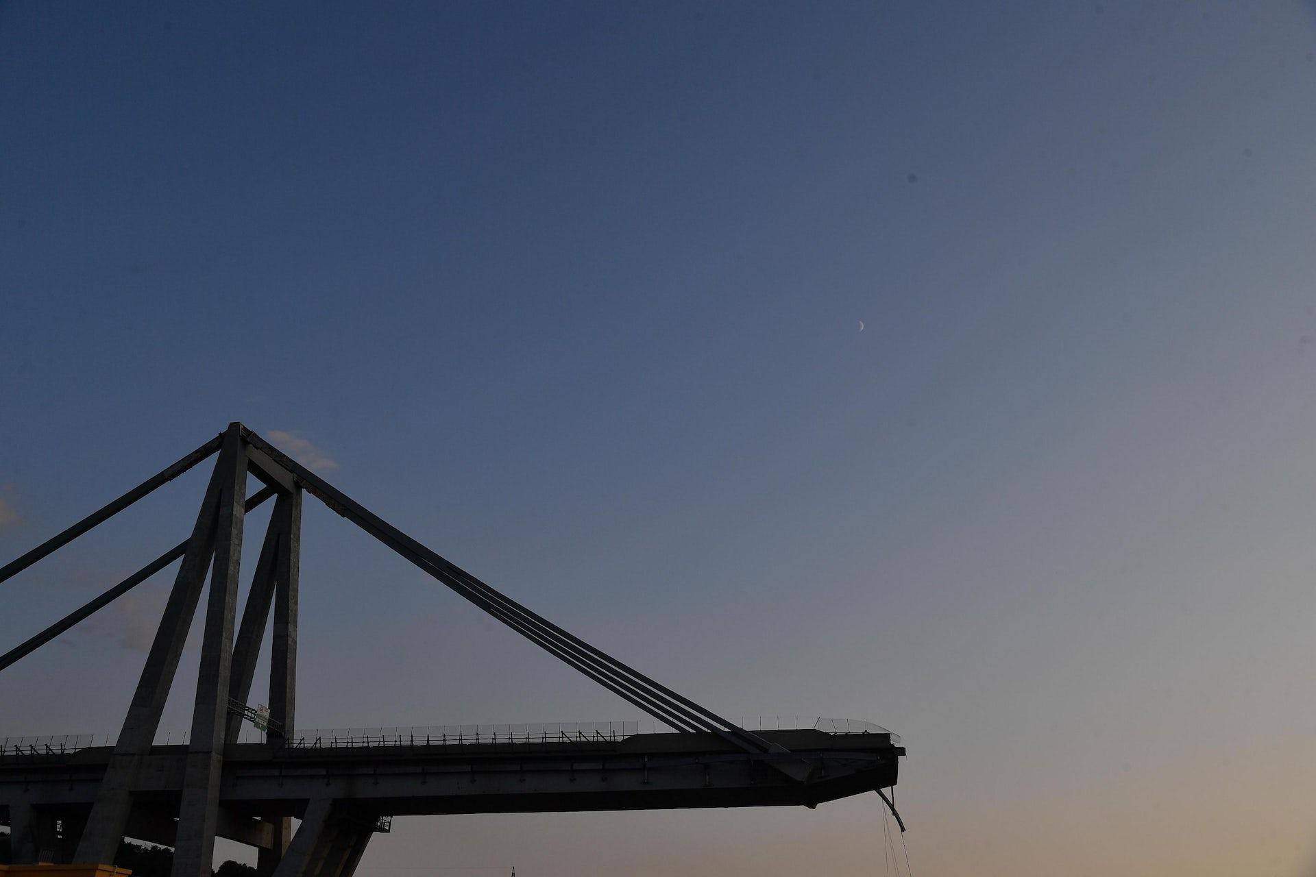 Genoa bridge collapse: the mafia's role