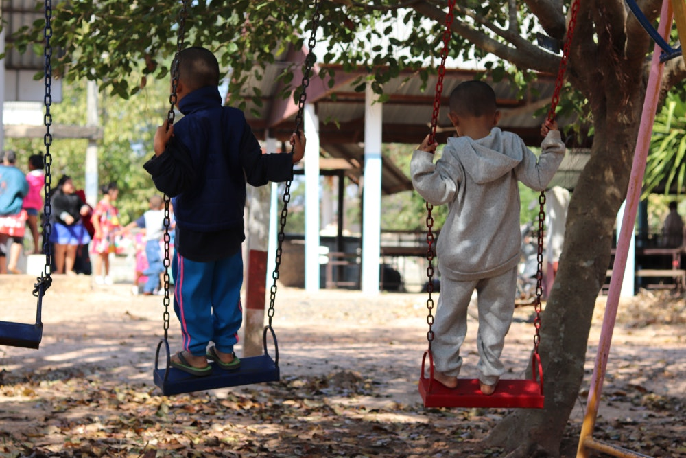 why are playgrounds important for children?s development