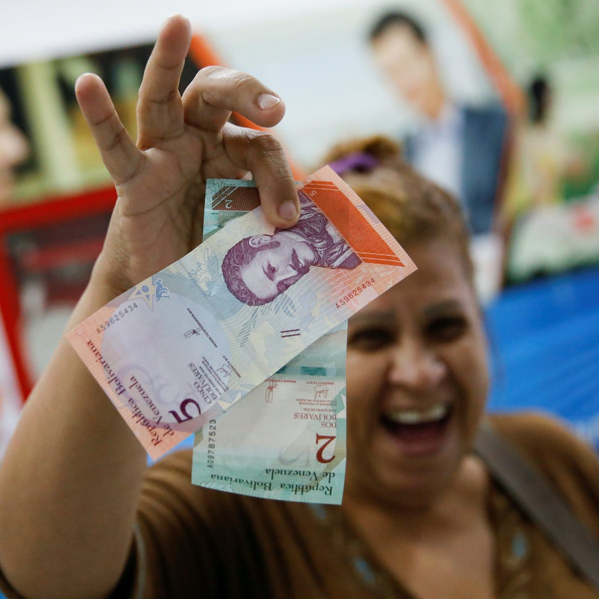 Venezuela's 'desperate' currency devaluation won't save its economy