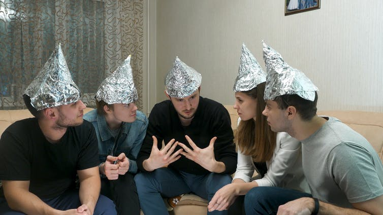 There's a psychological link between conspiracy theories and ...