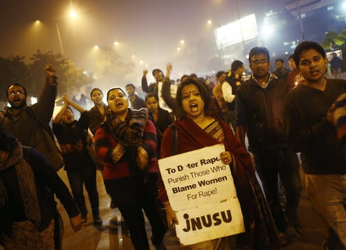 India has a sexual assault problem that only women can fix