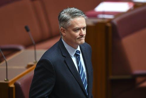 Senate kills tax cuts for big business as Dutton canvasses for second leadership bid