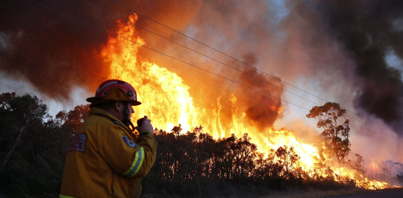 Australia burns while politicians fiddle with the leadership