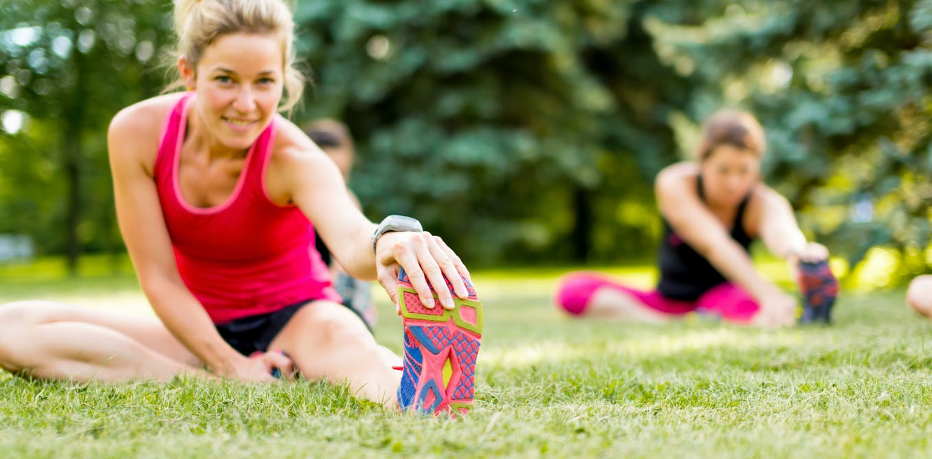 Atlet Angkat Besi Punya Risiko Tinggi Terkena Cedera Bidai Tulang Kering