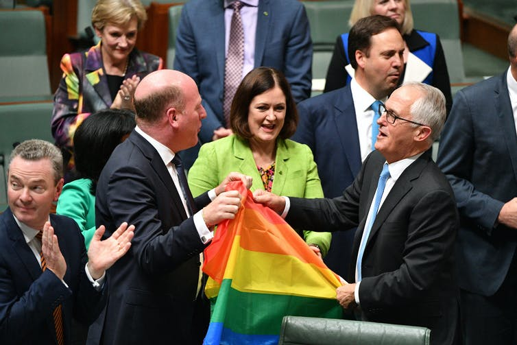 Turnbull's problem was that he was a politician for another era
