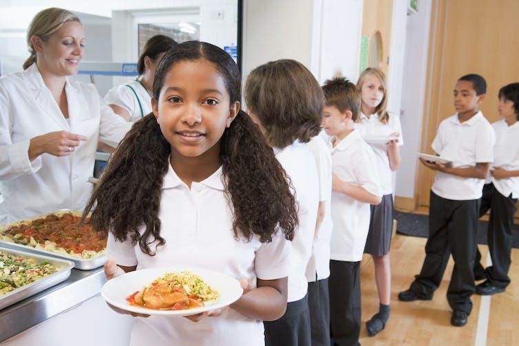 Food school program