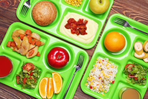 How to make a national school food program happen