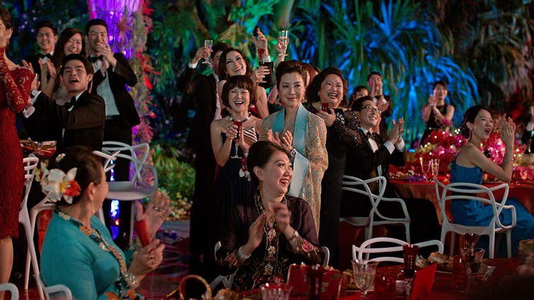 Crazy Rich Asians is a great moment for representation -- but slides over some important questions