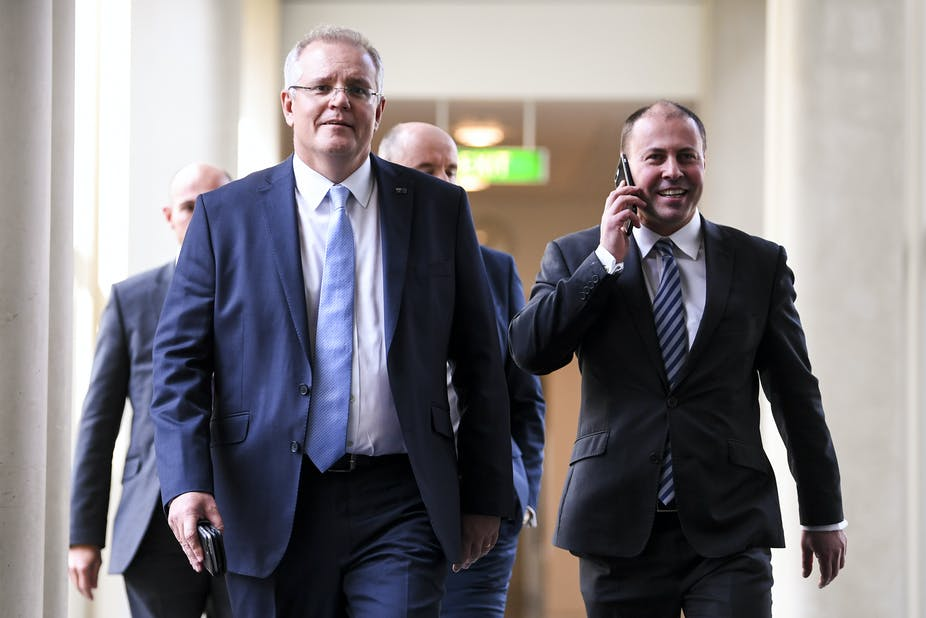 4f9b3b1e Scott Morrison is the new Prime Minister after Peter Dutton's giant ...