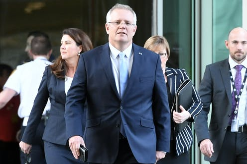 Memo Scott Morrison: don't chase the 'base'