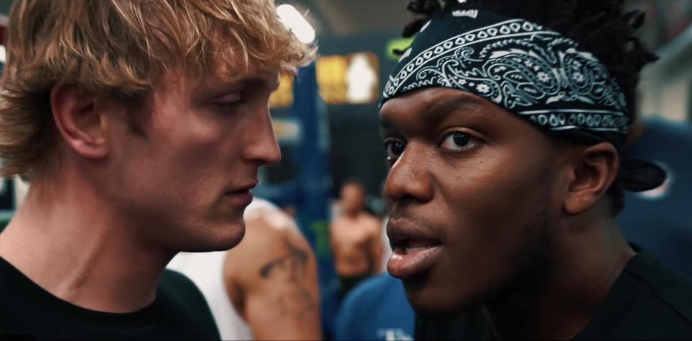 KSI vs Logan Paul YouTube boxing match: stars sparring ...