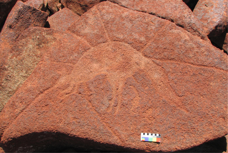 why the rock art of Murujuga deserves World Heritage status