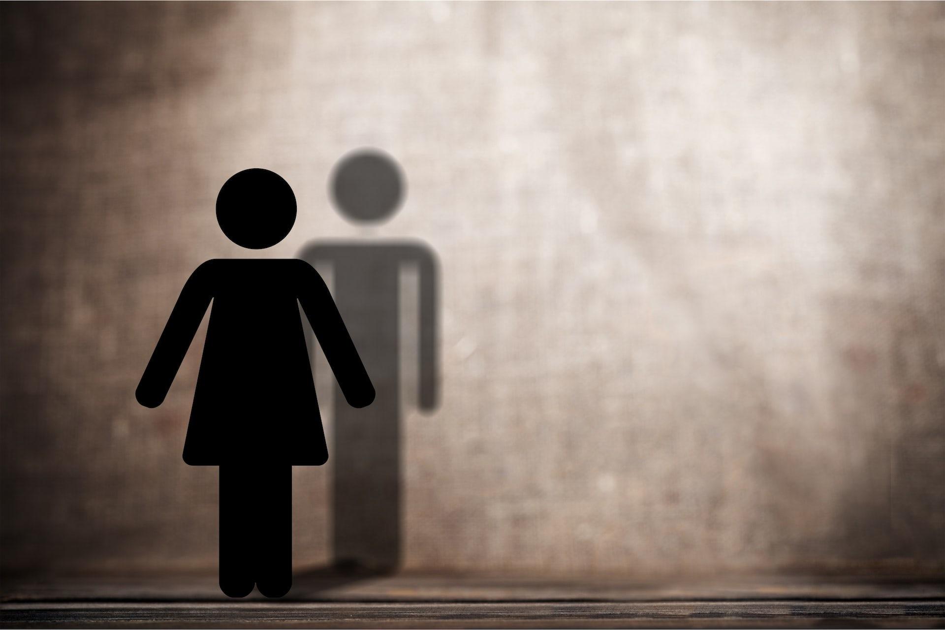 Gender nonconforming heterosexual marriage