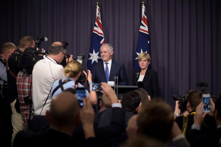 Australian politics and the psychology of revenge