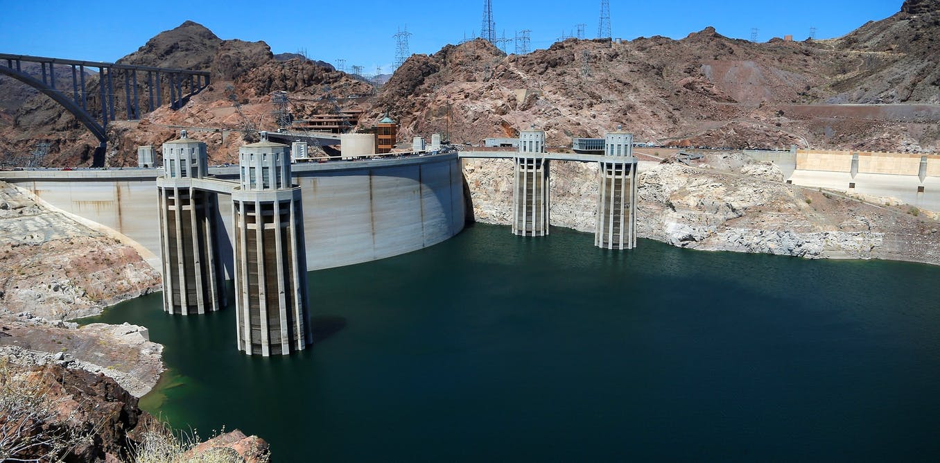 los angeles wants to use the hoover dam as a giant battery the