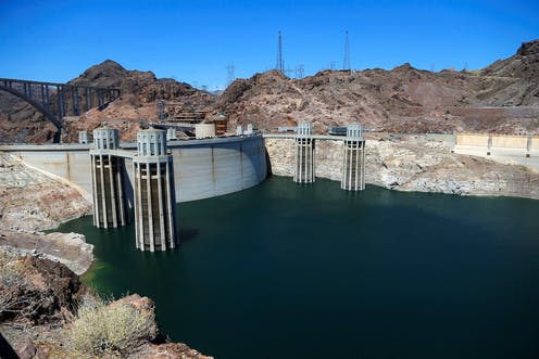 Los Angeles wants to use the Hoover Dam as a giant battery