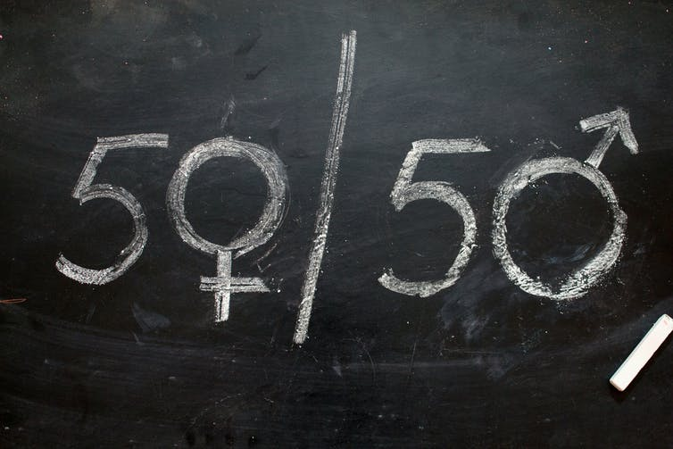 Gender quotas and targets would speed up progress on gender equity in academia