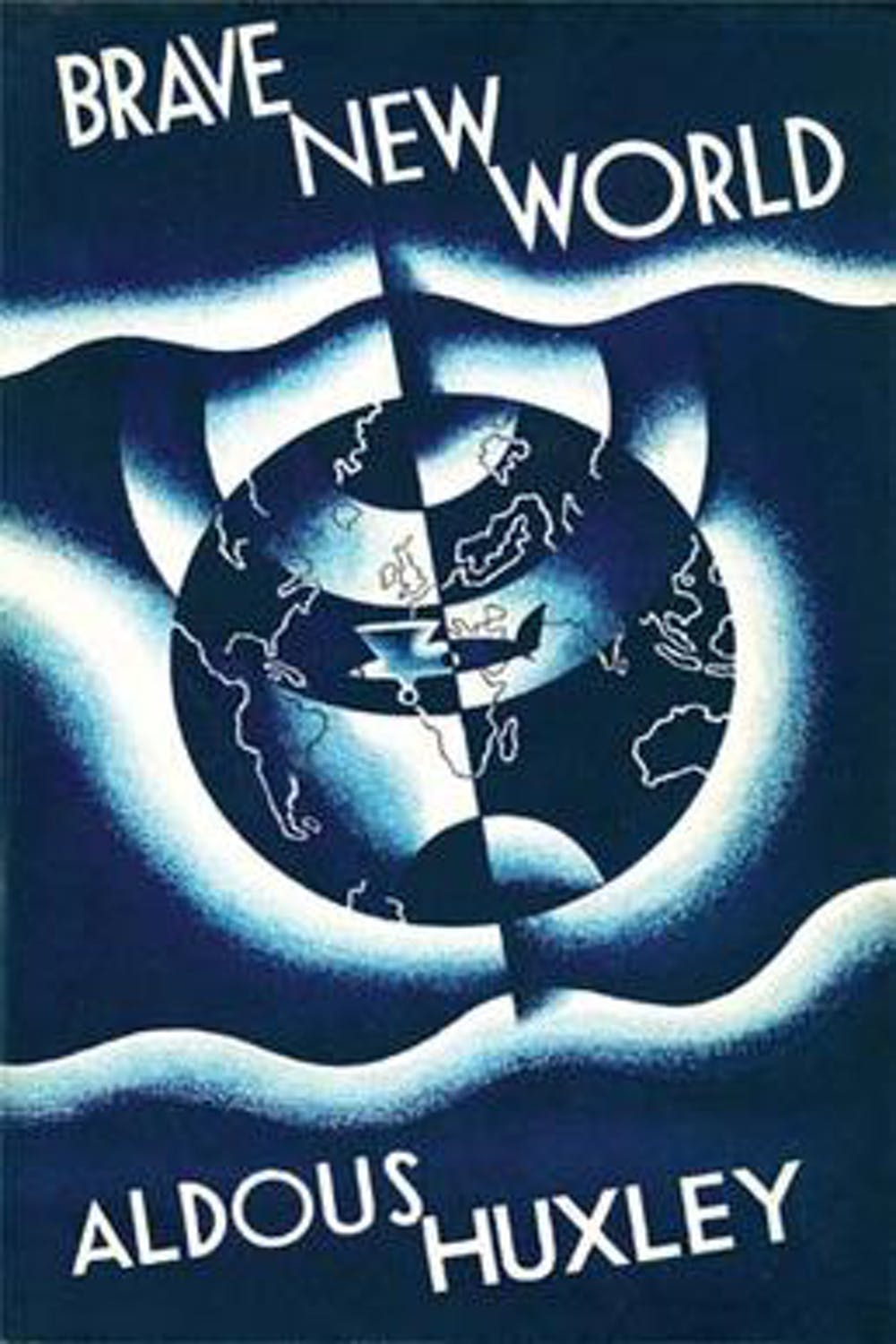Classic at the bookshelf the first edition of brave new world fandeluxe Image collections