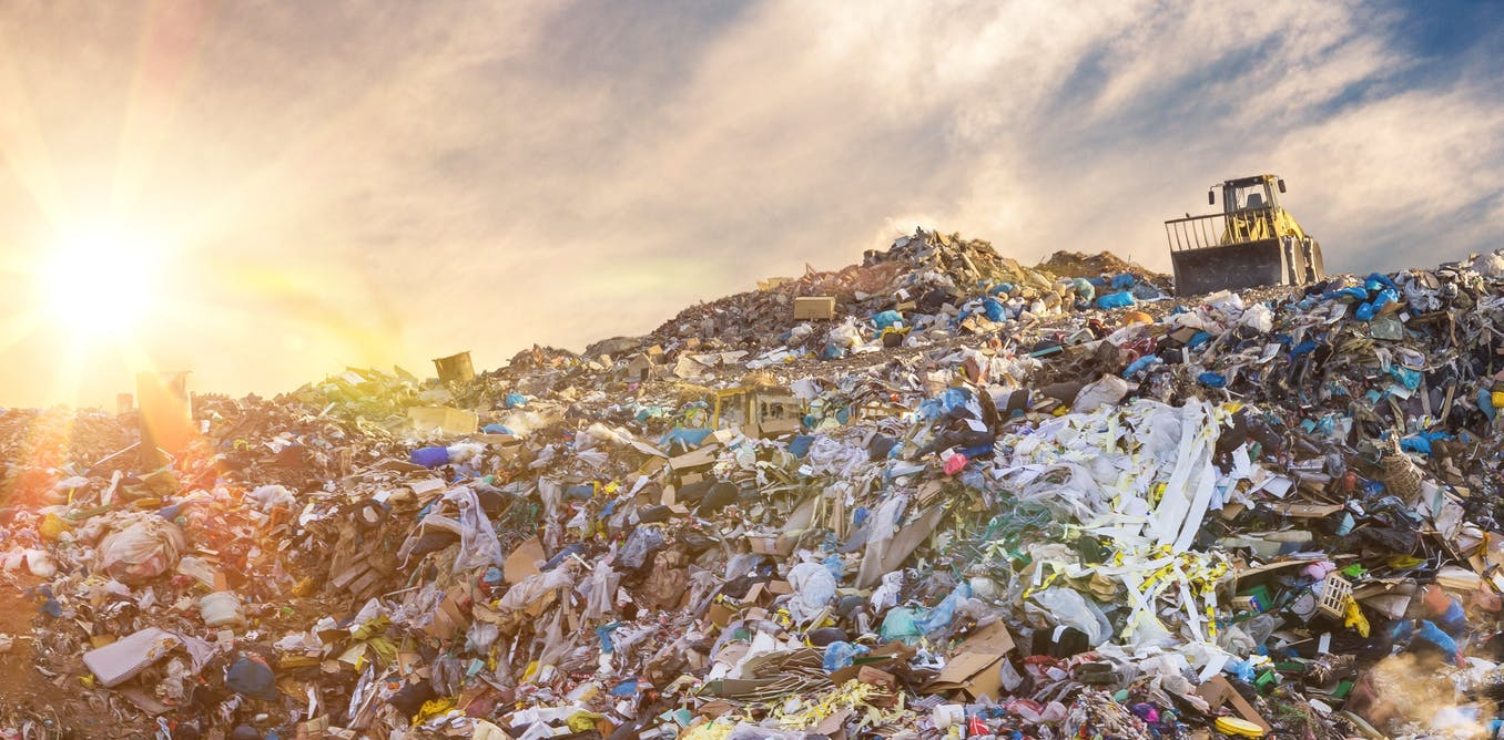 Why we're hunting for treasure – in old landfill sites