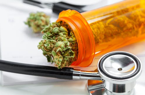 Legalising medical marijuana shows no effect on crime rates in US states
