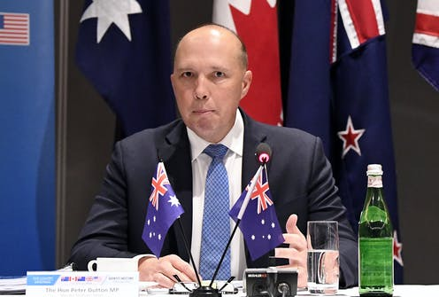 Leaks target Peter Dutton over decisions on au pairs