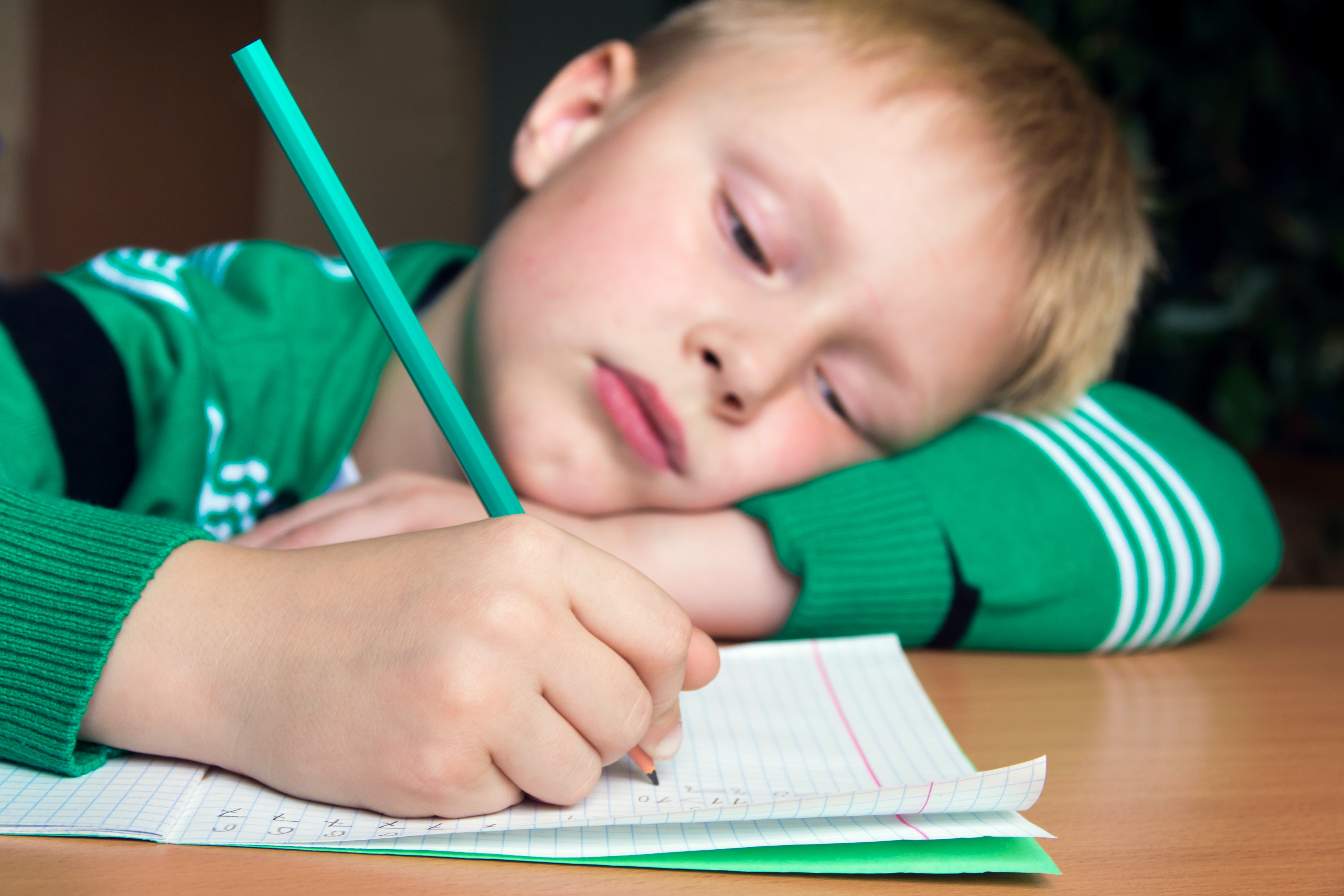 Where has the joy of writing gone and how do we get it back for our children?