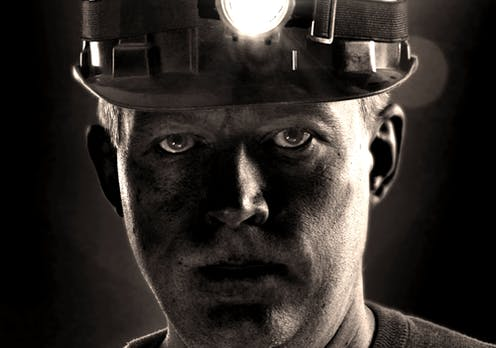 The words used by Britain's miners are being forgotten.
