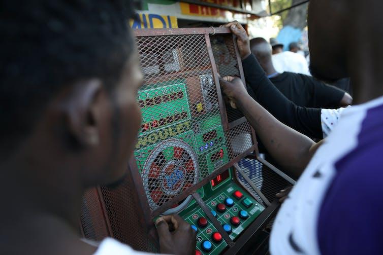 Real money casinos online canada