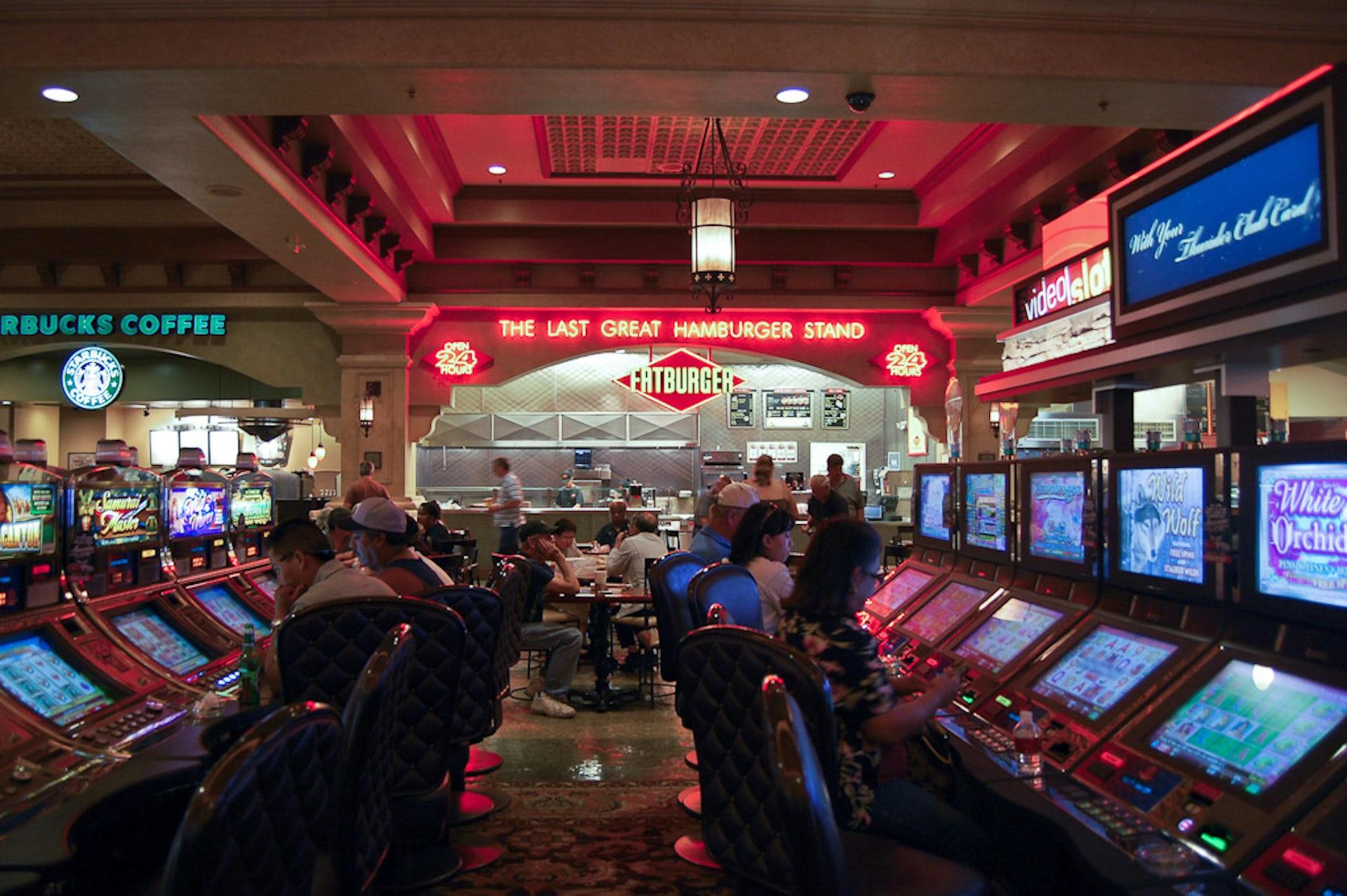 Linfluence Des Casino Tpe