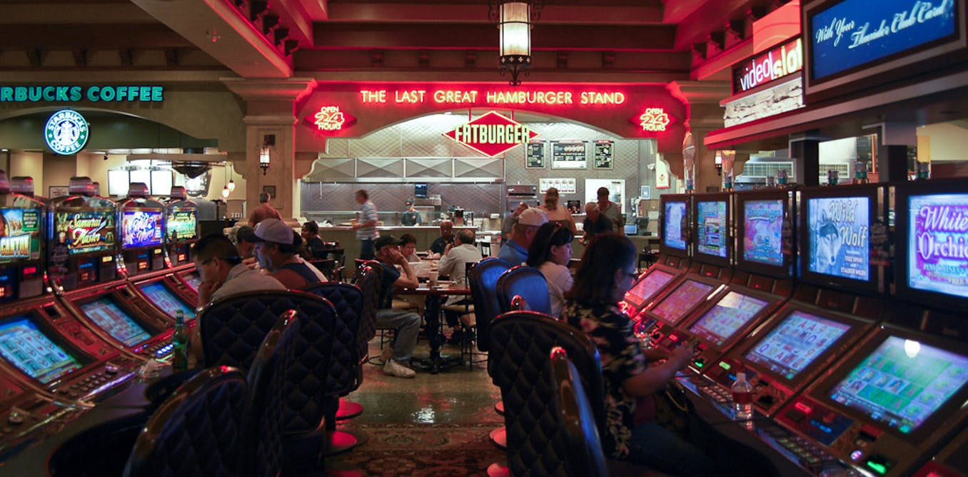 machines casino