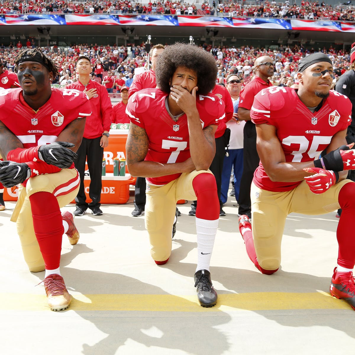 Nike S Courageous New Ad Campaign Mixing Racial Politics With Sport Will Be Vindicated