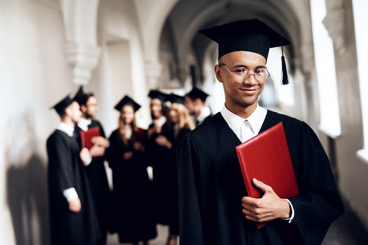 Many people have fond memories from their university days.  VGstockstudio Shutterstock 8ed579aa2