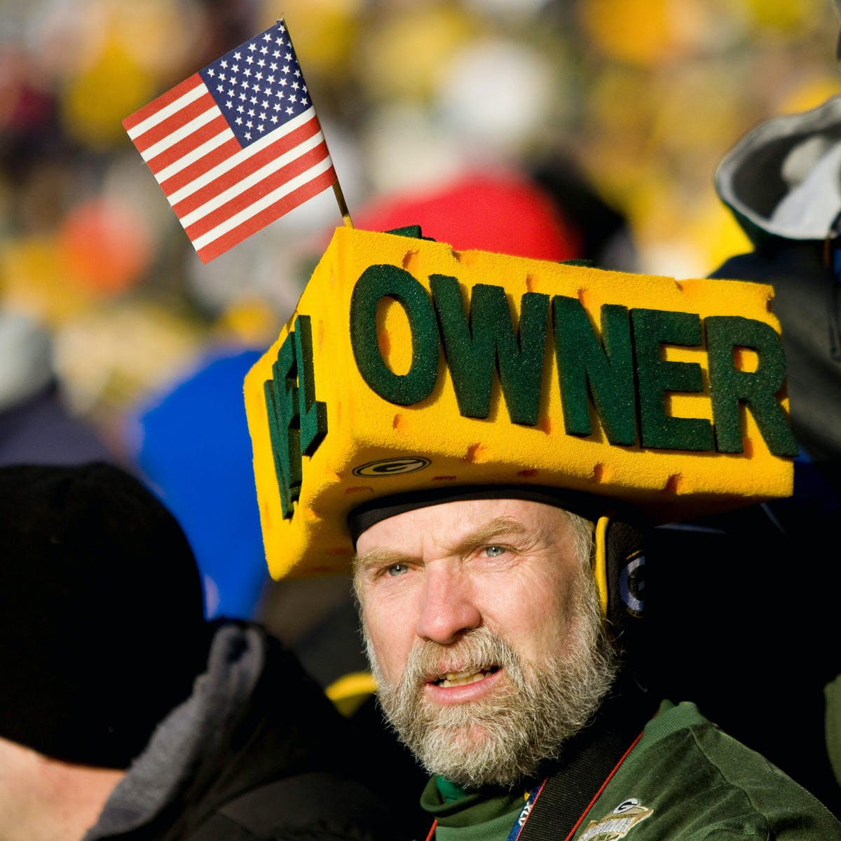 Green Bay Packers Fans Love That Their Team Doesn T Have An Owner Just Don T Call It Communism