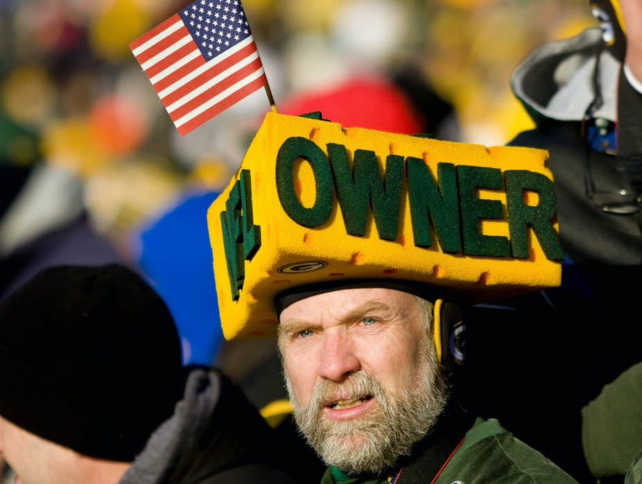 green bay packers fans love that their team doesn t have an owner