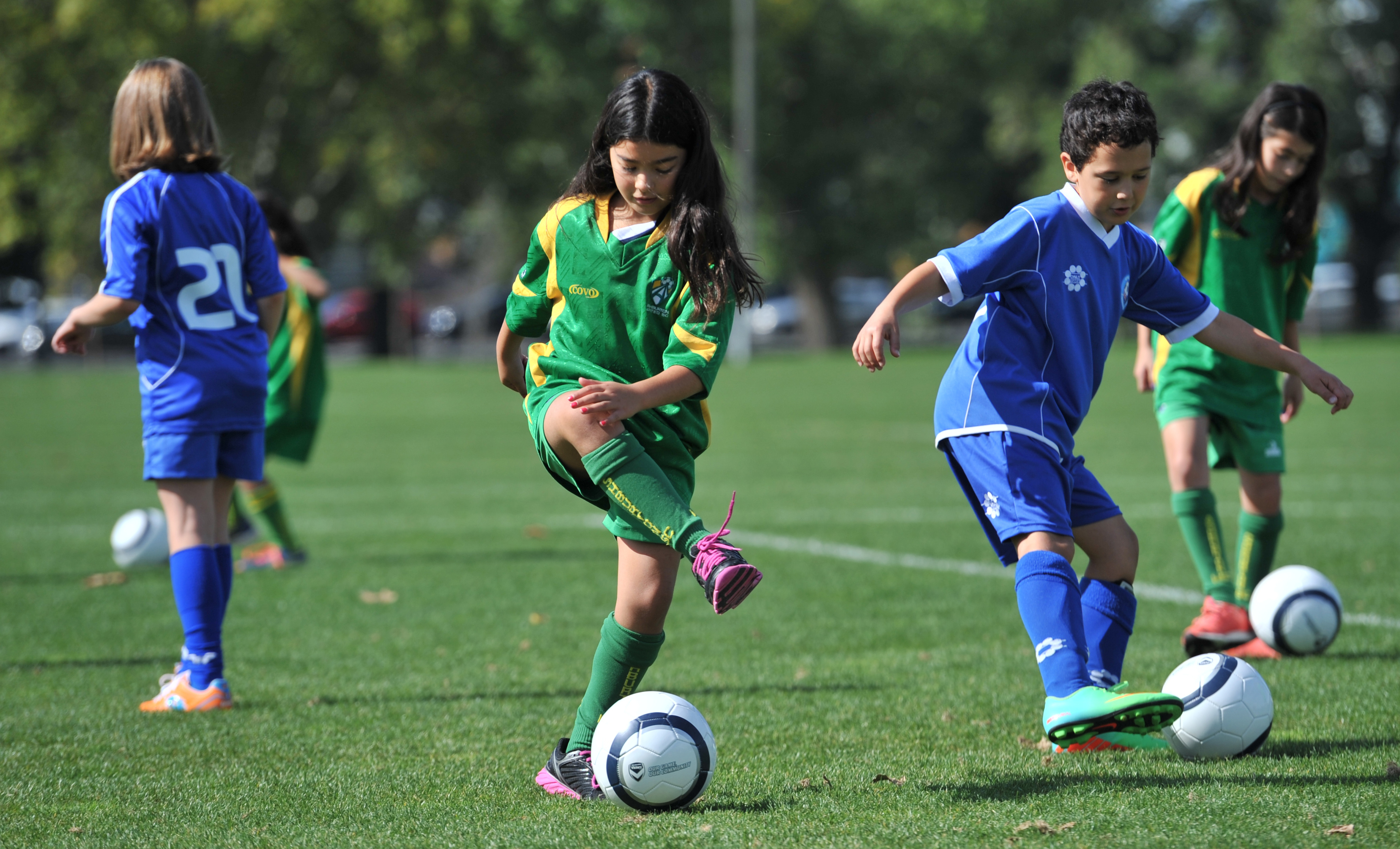 Sports Industry and Children's Welfare