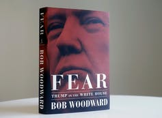 Author Bob Woodward's new book on Trump