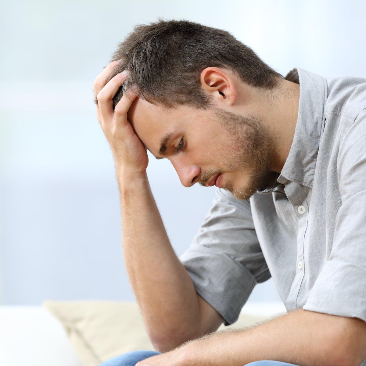 Male midlife crisis divorce