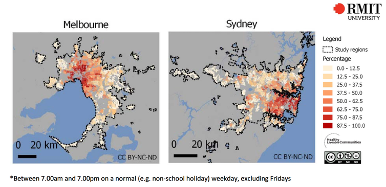 Melbourne or Sydney? This is how our two biggest cities compare for liveability