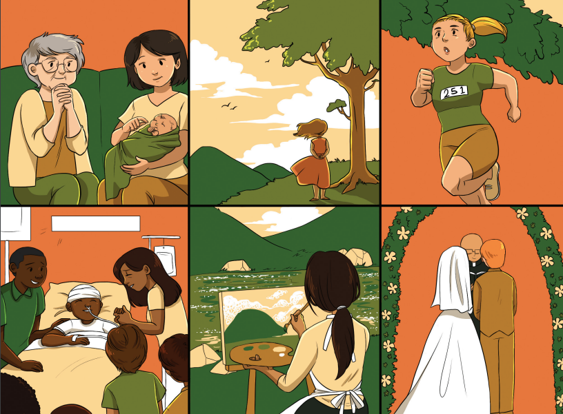 What comics can teach us about ourselves