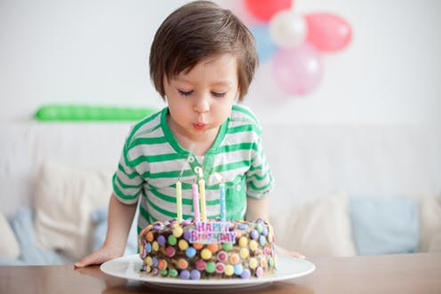 how your birth date influences how well you do in school and later