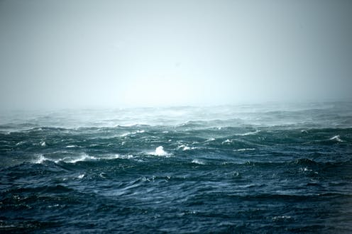 Stormy seas ahead.