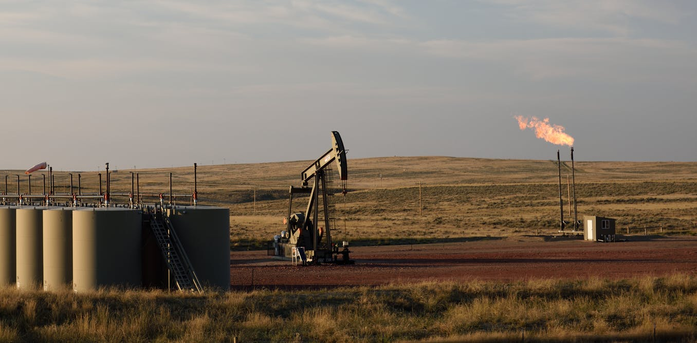 Methane is a potent pollutant – let's keep it out of the atmosphere