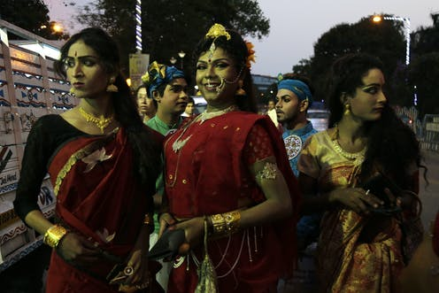 India's sodomy ban, now ruled illegal, was a British colonial legacy