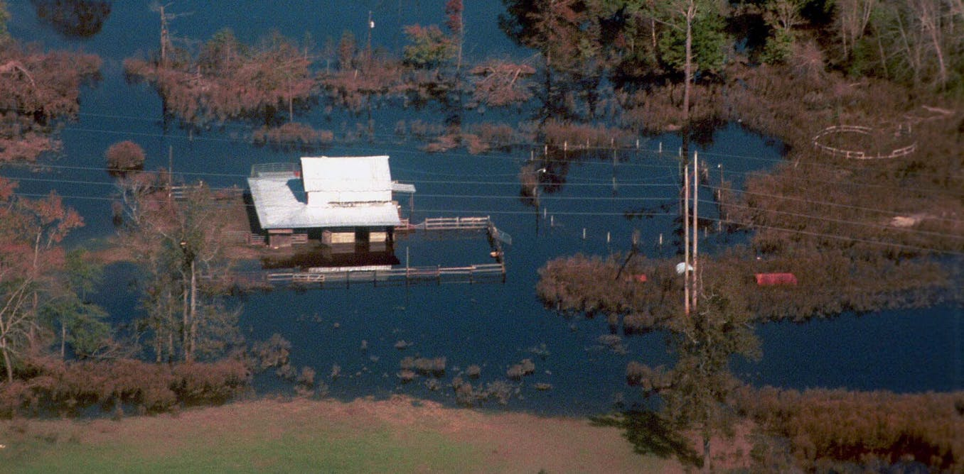 Hurricanes can cause enormous damage inland, but emergency plans focus on coasts